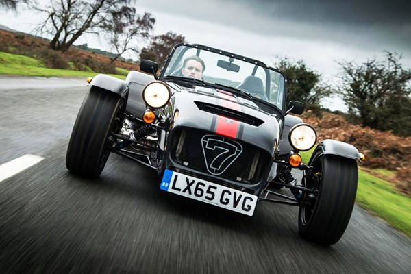Caterham Seven Driving Blast for One