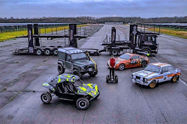 Everyman Racing Ultimate Driving Adventure Day for One