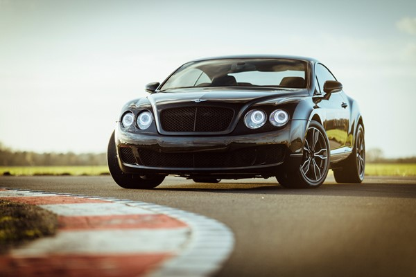 14 Lap Bentley Driving Experience in Hertfordshire for One