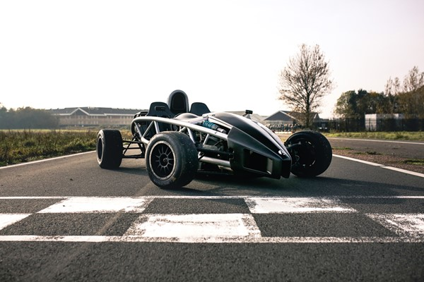 14 Lap Ariel Atom Driving Experience in Hertfordshire for One