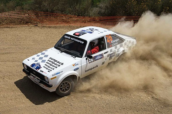 18 Mile Ford Escort MK2 Rally Experience for One