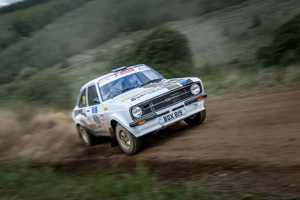9 Mile Ford Escort MK2 Rally Experience for One