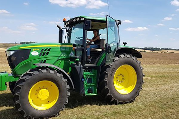 John Deere 30 Minute Tractor Driving Experience for One
