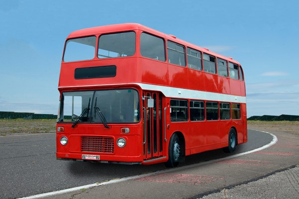 Double Decker Bus Driver Experience for One
