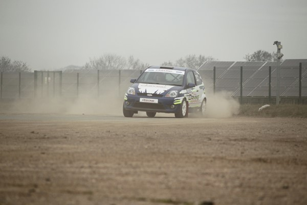 Six Lap Single Rally Driving Experience for One