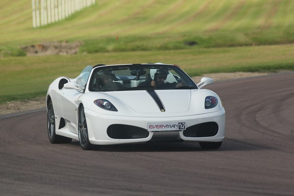 Adult and Junior Single Supercar Experience