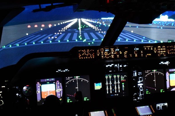 90 Minute Motion Flight Simulator Experience