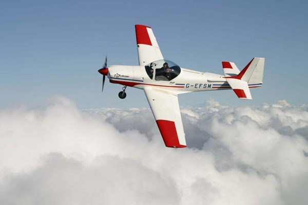 Extended Aerobatic Flying Experience