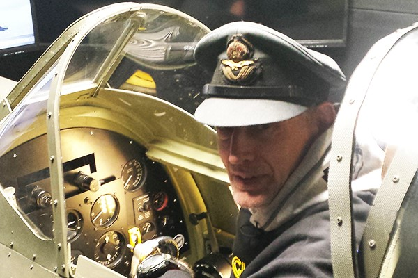 2 for 1 WW2 Spitfire and Messerschmitt Flight Simulator Extended Experience