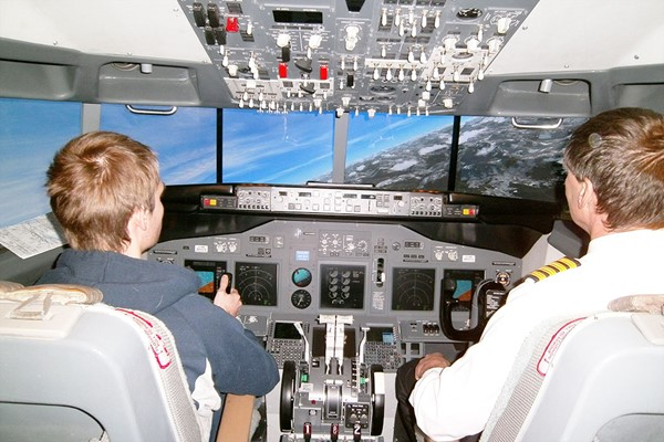2 For 1 60 Minute Flight Simulator Experience