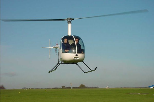 25 Minute Helicopter Flight Experience for One