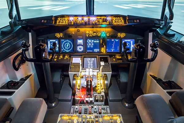 60 Minute Boeing 737-800 Flight Simulator Experience