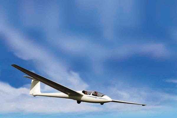 Gliding Discovery Flight for Two