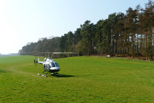 20 Minute Dambusters Helicopter Tour for One