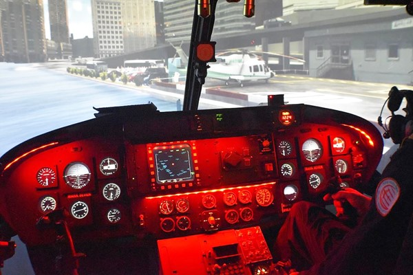 F 35B Lightning Jet Flight Simulator Experience For One