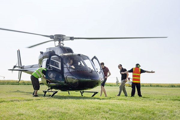 30 Miles Helicopter Tour of London for Two