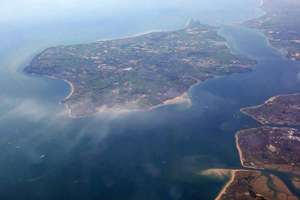 Isle of Wight Land Away Flying Experience with Tea for Two