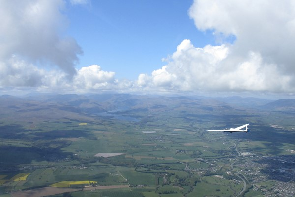 Gliding Discovery Flight for One in The Eden Valley