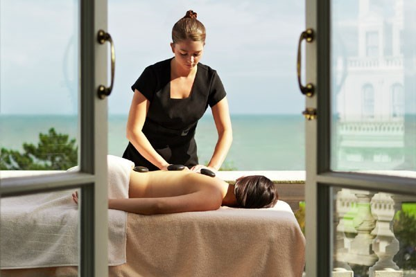 Organic Relaxation Experience at The Grand Hotel