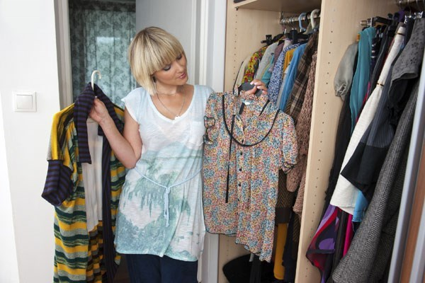 Wardrobe Analysis Overview for Her with a Be Styled UK Stylist