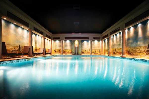 Spa Day with 25 Minute Treatment and Lunch or Afternoon Tea for One at Rowhill Grange Utopia Spa