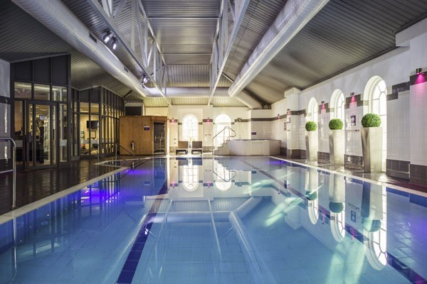 Two Health Club Passes for a Mercure Hotel
