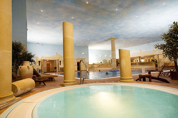 Relaxation Spa Day with Lunch for Two at Whittlebury Hall