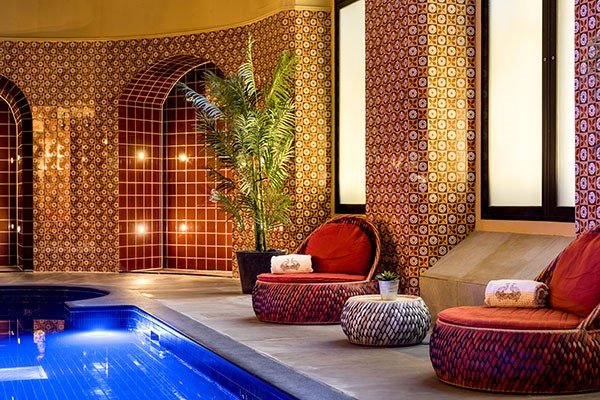 St Pancras Spa Day for Two