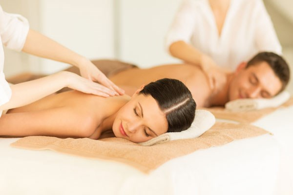 Deluxe Spa Day for Two with Treatment and Lunch at Stratford Manor Hotel and Spa