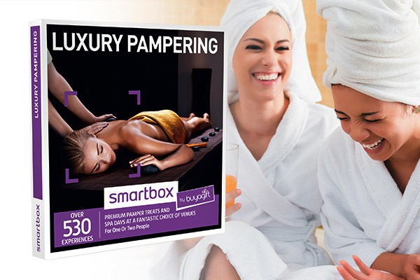 Luxury Pampering - Smartbox by Buyagift