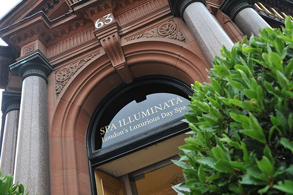 Rejuvenating Spa Experience at Spa Illuminata, Mayfair
