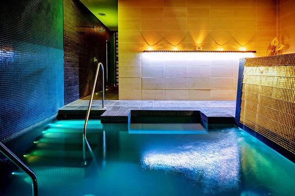 Chilled Spa Day with Treatment and Lunch for Two at The Lifehouse Spa and Hotel