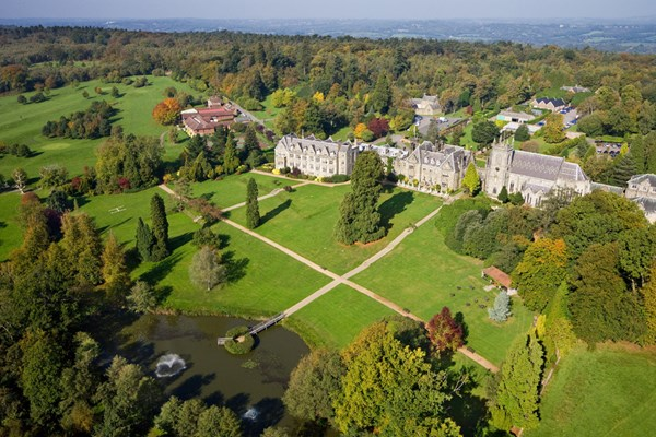 Half Day Soother at Ashdown Park Hotel for One