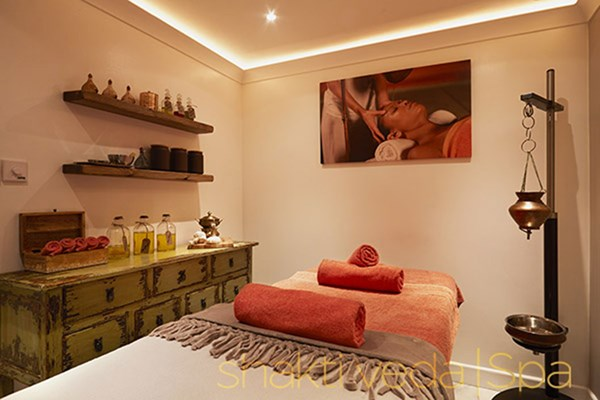 Shakti Veda Spa Pampering Package for One