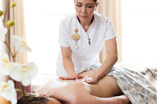 Champneys Deluxe Massage At A City Spa