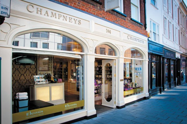 Champneys Luxury Pedicure At A City Spa