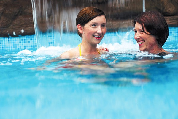 Chilled Spa Day with Two Treatments and Lunch at Ragdale Hall for Two