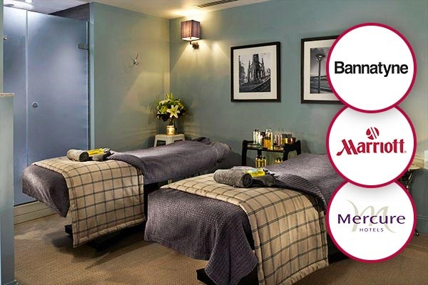 2 For 1 Blissful Spa Day Choice   UK Wide
