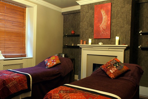 Pure Pamper Package for Two at Alexandra House