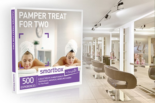 Pamper Treat for Two – Smartbox by Buyagift
