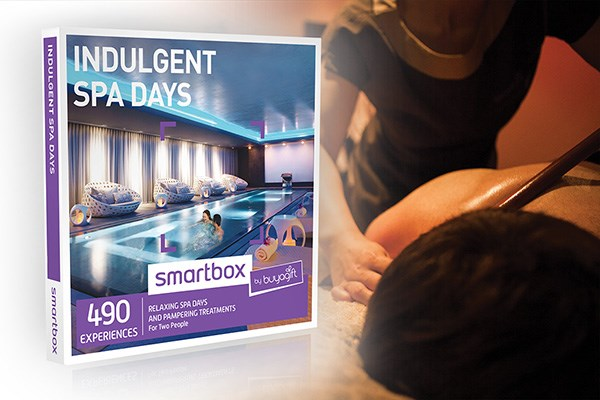 Indulgent Spa Days   Smartbox By Buyagift