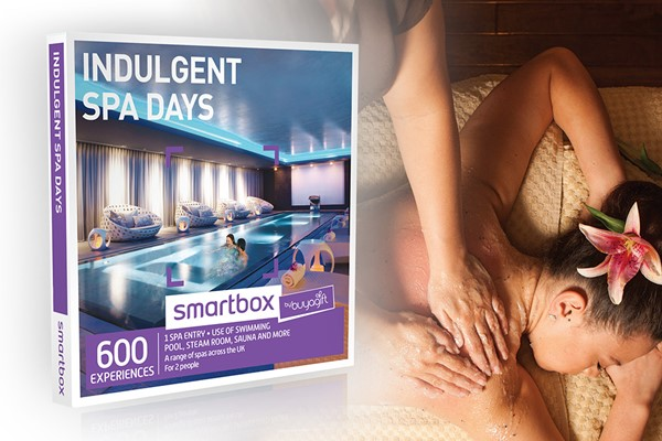 Indulgent Spa Days - Smartbox by Buyagift