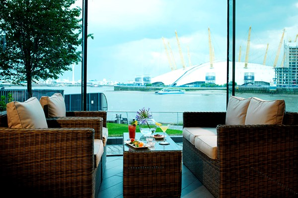 Gourmet Spa Day for Two at East River Spa, Canary Wharf
