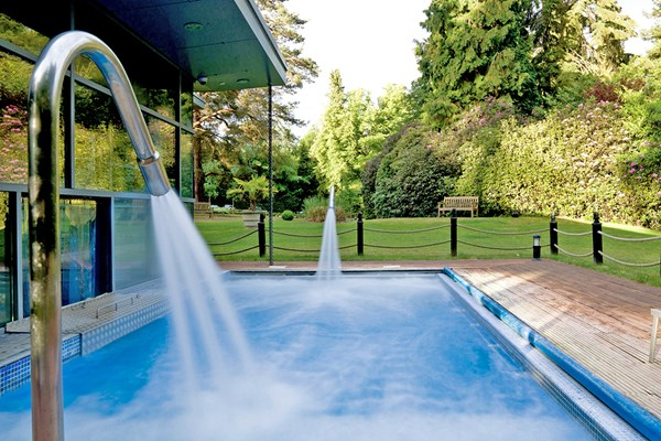 Macdonald Hotel Ultimate Escape Spa Day with up to 55 Minutes of Treatments and Cream Tea for Two
