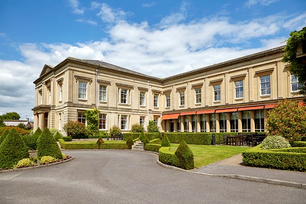 Relaxing Spa Day at Macdonald Bath Spa Hotel - Weekend