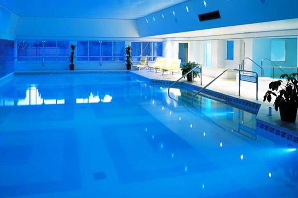 Indulgent Spa Day for Two at The Hogarth Health Club