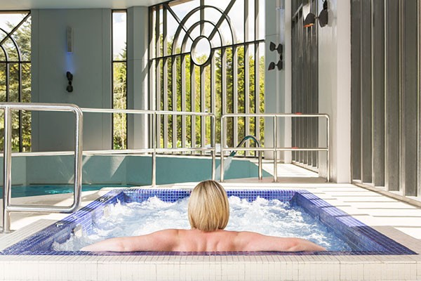 Spa Day with Afternoon Tea for Two at Crowne Plaza Gerrards Cross