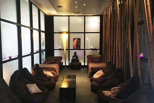 Midweek Spa Treat with Lunch and Fizz for Two at Malmaison Spa