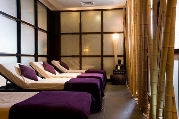 Spa Treat with Lunch and Fizz for Two at Malmaison Spa