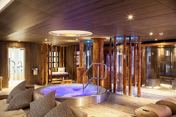 Champneys Spa Day with Lunch and Two Treatments for Two at Forest Mere